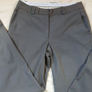Very nice pair ladies trousers size 12.stretch